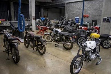 Restauração de Motos